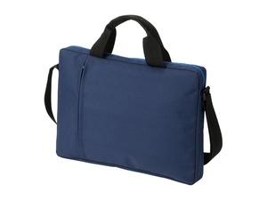 Конференц-сумка Tulsa для ноутбука 14, темно-синий