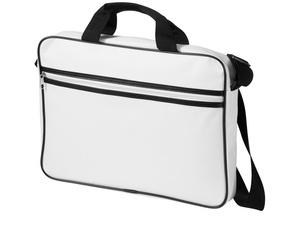 Сумка для ноутбука Knoxville, белый/черный