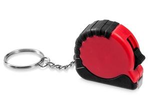 Рулетка-брелок Habana 1 м, красный