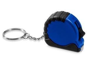 Рулетка-брелок Habana 1 м, ярко-синий