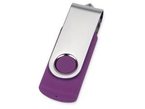 Флеш-карта USB 2.0 8 Gb Квебек, фиолетовый