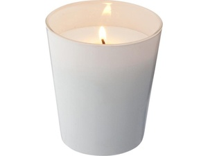Ароматизированная свеча Lunar, белый