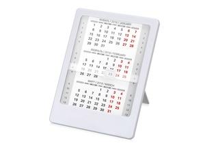 Календарь Офисный помощник, белый