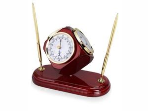 Погодная станция: часы, термометр, гигрометр, барометр Бристоль