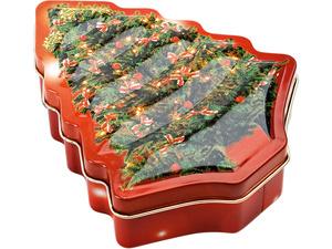 Штопор-открывалка в подарочной упаковке в виде елки