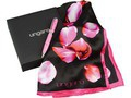 Набор Ungaro: ручка шариковая, шелковый шарф Nuoro
