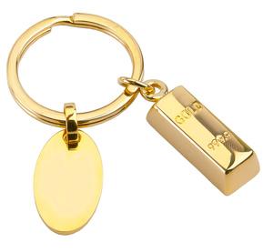 Брелок «Слиток золота»