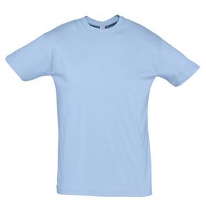 Футболка Regent 150, голубая