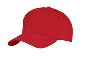 Бейсболка Unit Standard, красная