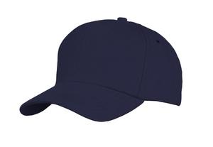 Бейсболка Unit Standard, темно-синяя