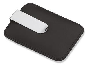 Футляр CashBack для пластиковой карты с зажимом для купюр