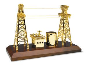 Сувенир «Электростанция», музыкальный
