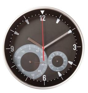 Часы настенные Rule с термометром и гигрометром