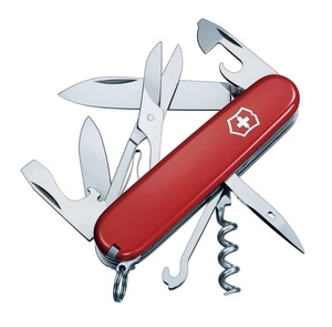 Офицерский нож CLIMBER 91, красный