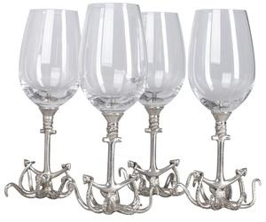 Набор бокалов для вина Sea Life