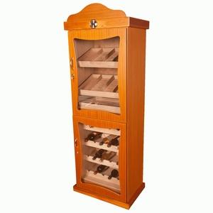 Шкаф для вина и сигар Teak
