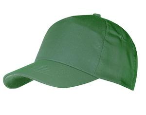 Бейсболка Unit First, зеленая