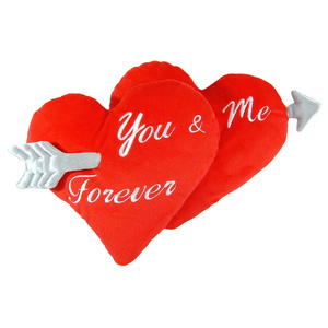 Декоративная подушка You And Me Forever