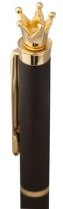 Ручка шариковая Crown Golden Top