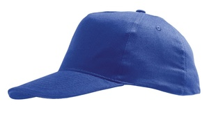 Бейсболка SUNNY, ярко-синяя