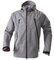 Куртка мужская JACKSON, серый меланж