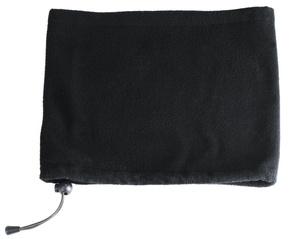 Шапка-шарф с утяжкой BLIZZARD, черная