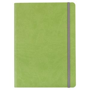 Ежедневник Vivien, недатированный, зеленый